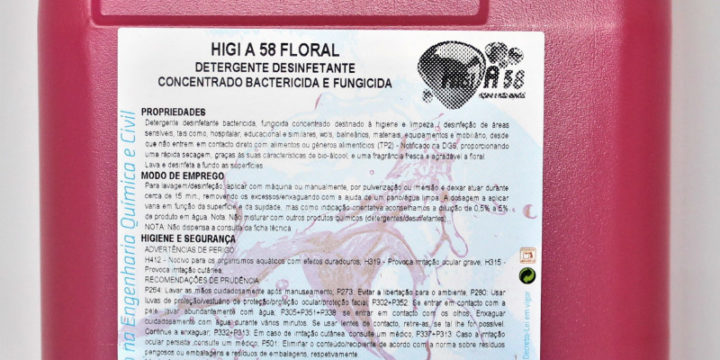 HIGI A58 - Floral
